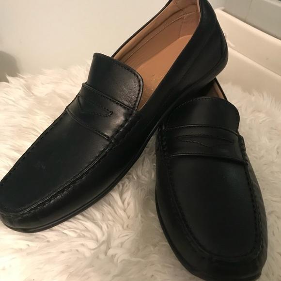20d9f424b1bdc Geox Shoes | Mens Respira Italian Leather Loafer | Poshmark
